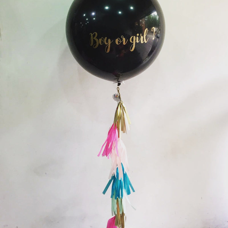 Globo Niñ@ Gender Reveal