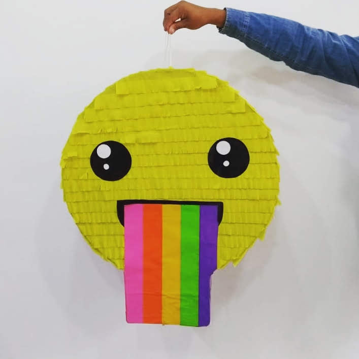 Piñata Emoticon