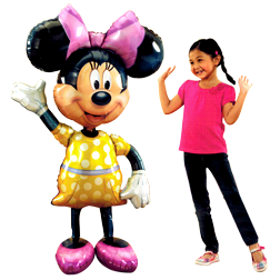 Minnie Mouse Caminante