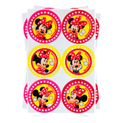 Minnie Mouse Distintivo