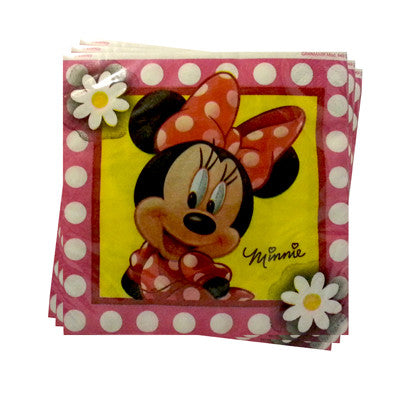 Minnie Mouse Servilleta
