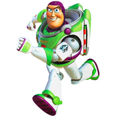 Toy Story Buzz Adorno Movil