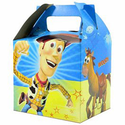 Toy Story Woody Cajita
