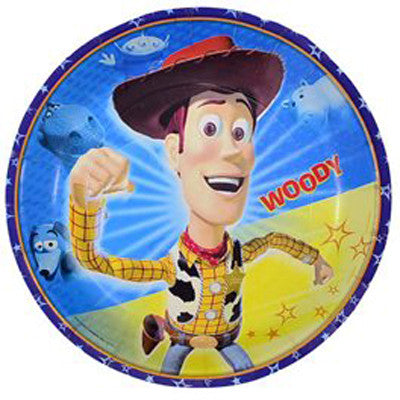 Toy Story Woody Plato Grande
