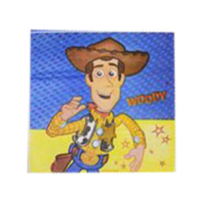 Toy Story Woody Servilleta