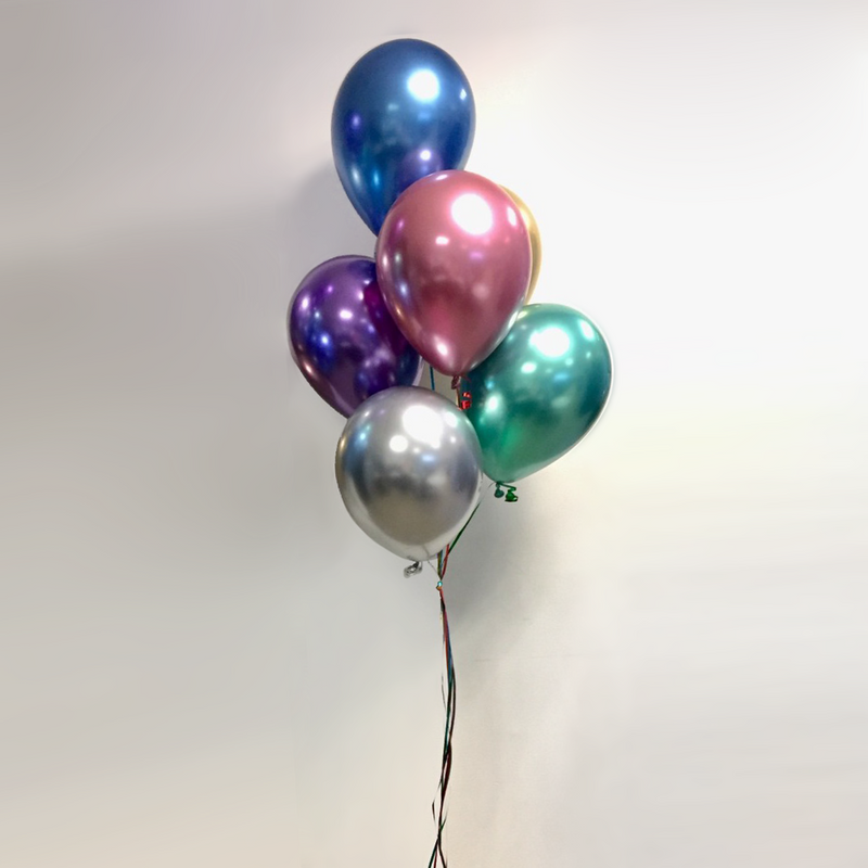 Globos Chrome