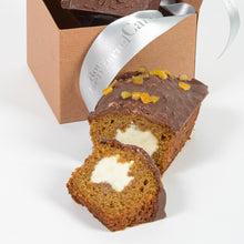 Load image into Gallery viewer, Pumpkin Chocolate Spice Cakes - limited edition (2 per order)