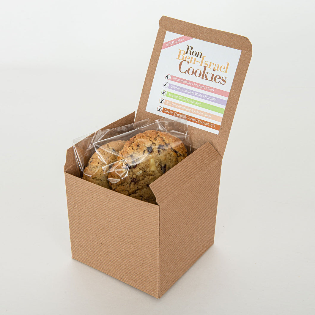 Ultimate Variety Cookie Box