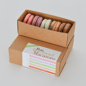 The Ultimate Macaron Variety Collection (ALL 5 TYPES)