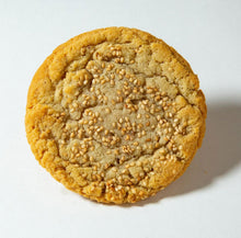 Load image into Gallery viewer, Sesame tahini Cardamom cookies