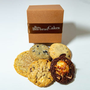Ultimate Variety Cookie Box for delivery close up 2
