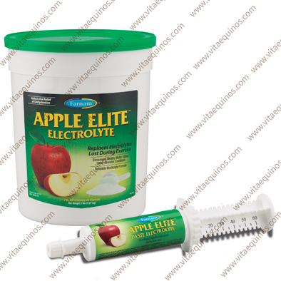 APPLE ELITE ELECTROLYTE (Electrolitos)
