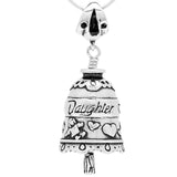 Daughter Bell Necklace Gift Set
