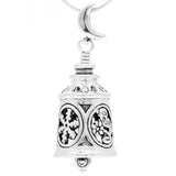 Four Seasons Bell Pendant