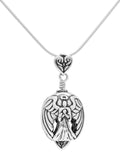 Guardian Angel Bell Necklace Gift Set