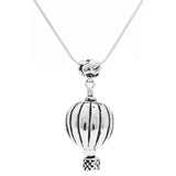 Hot Air Balloon Bell Pendant