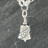 Treasured Mom Charm Bell | A Unique Gift From The Heart