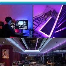 Load image into Gallery viewer, Bluetooth LED Strip Lights