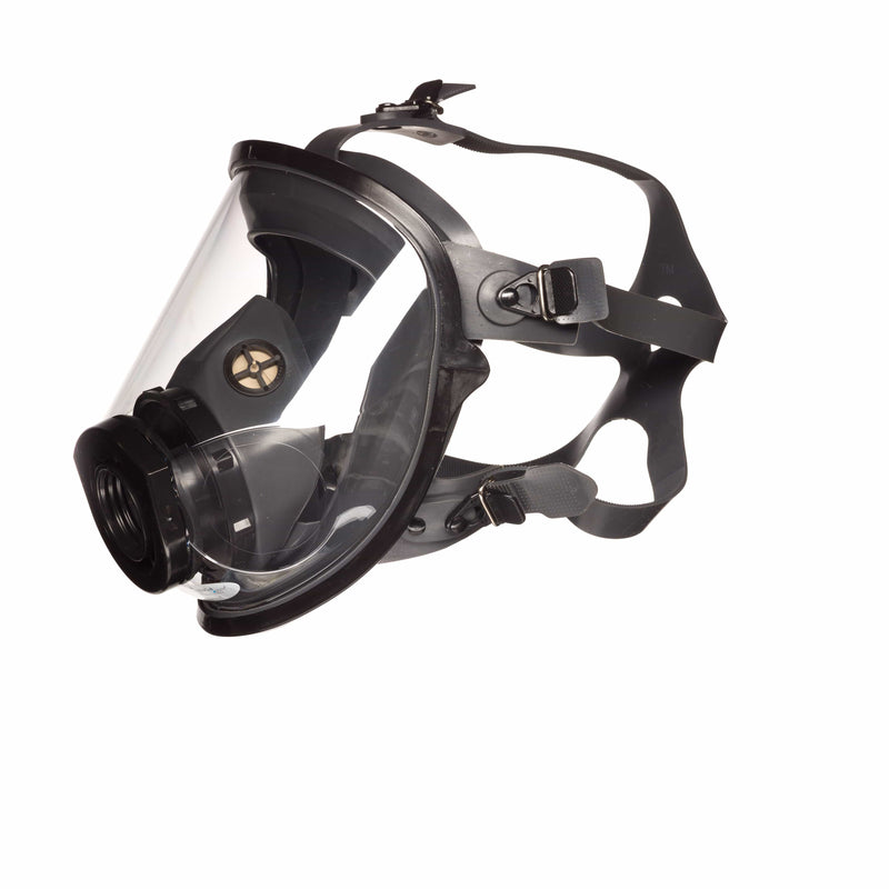 Full Face MAG-4 Silicone Gas Mask Side View