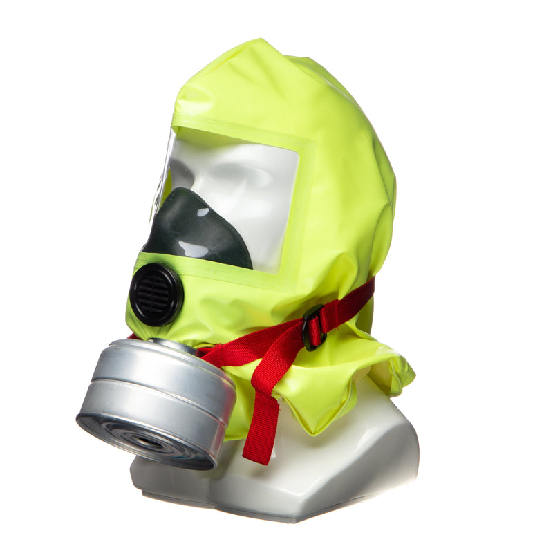 Smoke Escape Hood Emergency Set