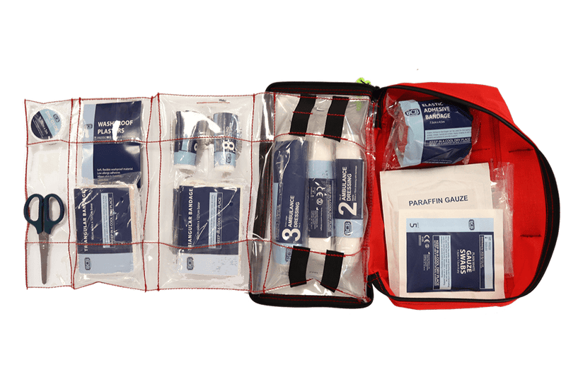 BCB Lifesaver 6 First Aid Kit Contents