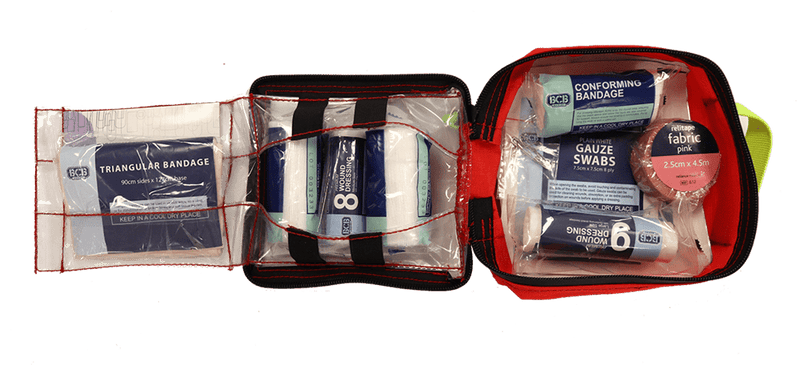 BCB Lifesaver First Aid Kit 4 Contents