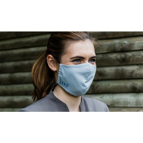 Evaq Face Mask Grey Adult EV001-08-540