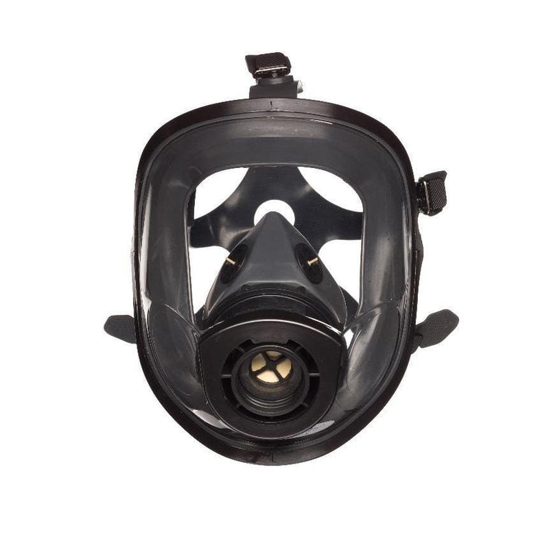 Full Face MAG-4 Silicone Gas Mask Front View