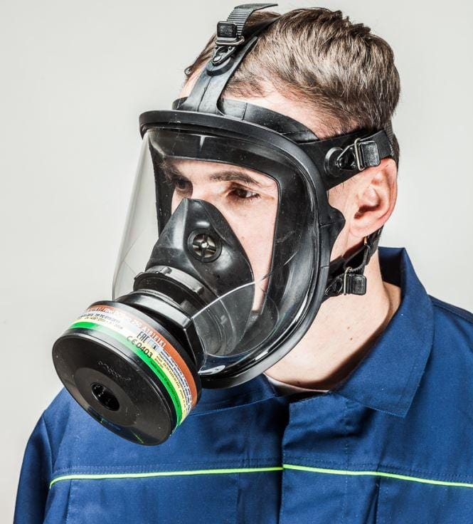 MAG-4 Gas Mask