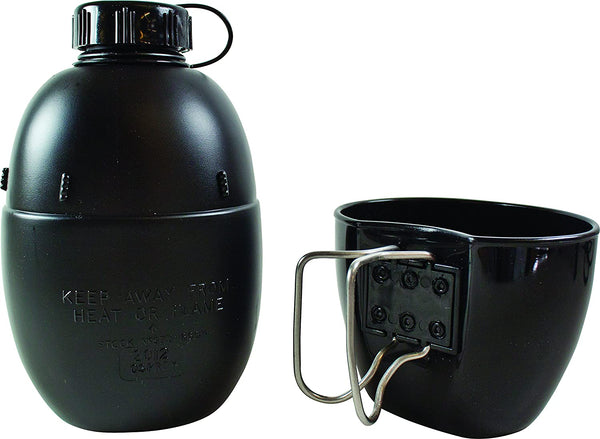 BCB NATO Osprey Water Bottle Mug Set