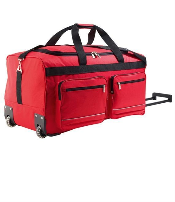 Red Emergency Voyager Holdall