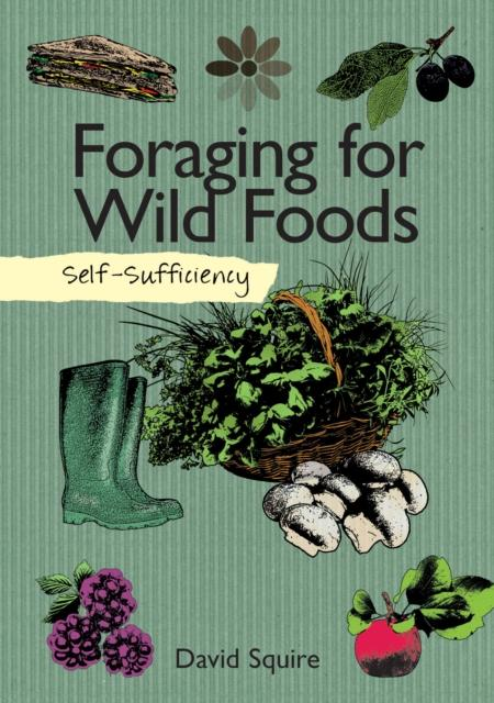 Self-Sufficiency: Foraging for Wild Foods Book