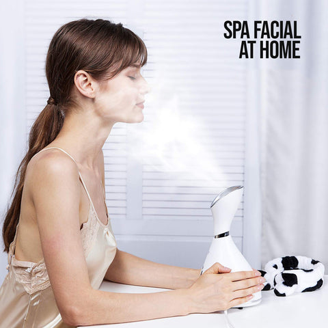 spa facial at home