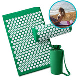 Acupuncture Mat Nail Bed Relieve Back Pain