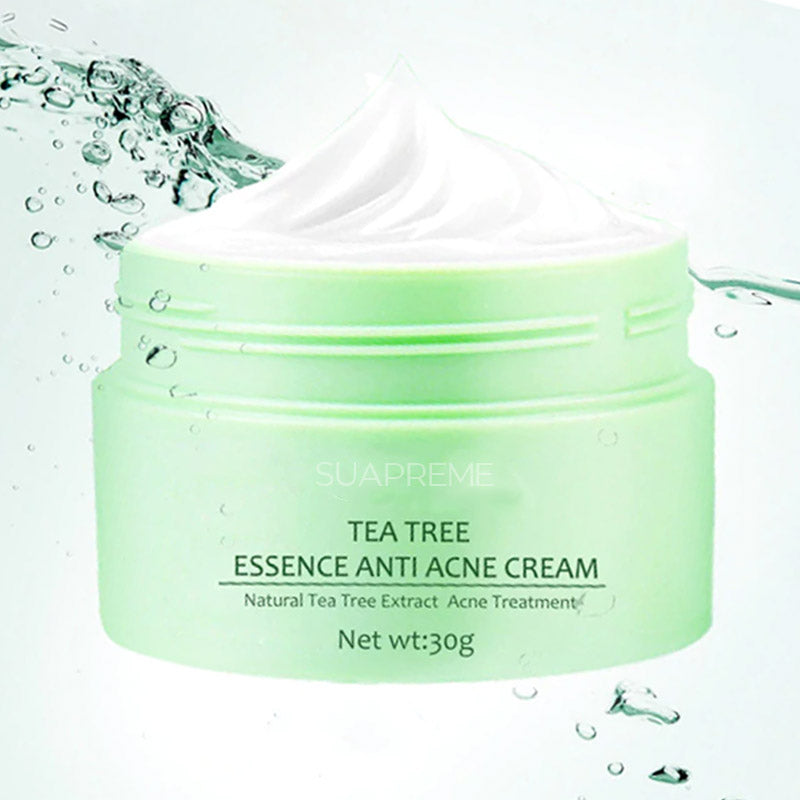 Tea Tree Anti Acne Face Cream