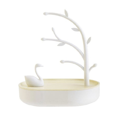 Swan Jewelry Rack/Storage Box