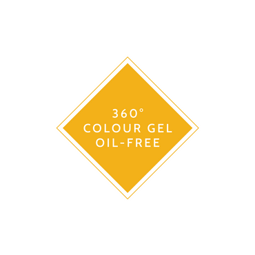 360° Colour Gel Oil-Free