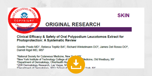 Clinical Efficacy & Safety of Oral Polypodium Leucotomos Extract for Photoprotection: A Systematic Review