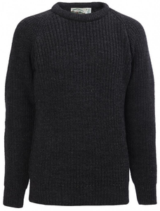 Fishermans Crew Neck Sweater - C761 - Yarmo Group