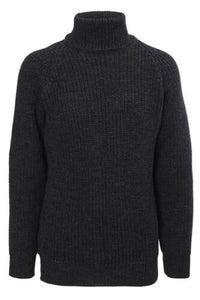 Fishermans Roll Neck Sweater - R761 - Yarmo Group