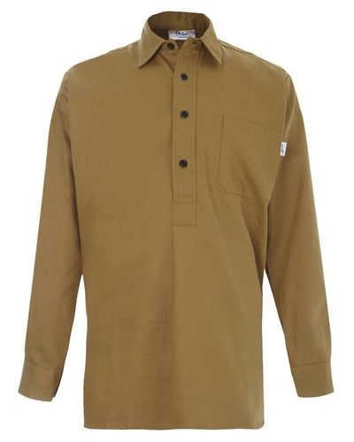 Men's Long Sleeve Cotton Shirt - SH01 - Yarmo Group