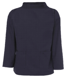 Fishermans Smock Round Neck - SM01 - Yarmo Group