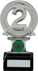 Silver 2nd Trophy