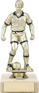 Small Football Player Trophy