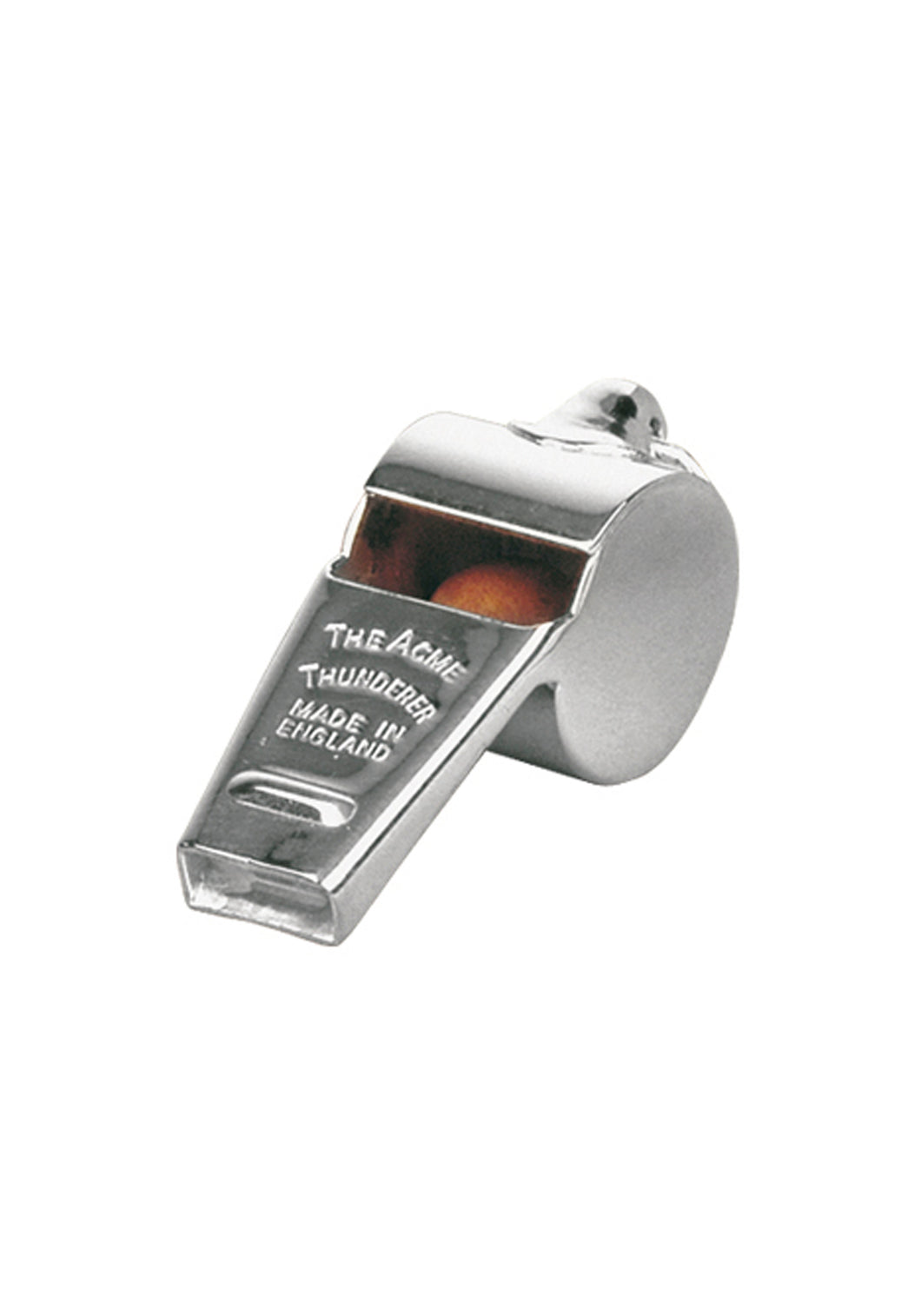 Silver Plated Whistle