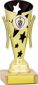 Gold/Black Cone Trophy