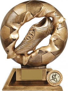 Burst Football and Boot Trophy