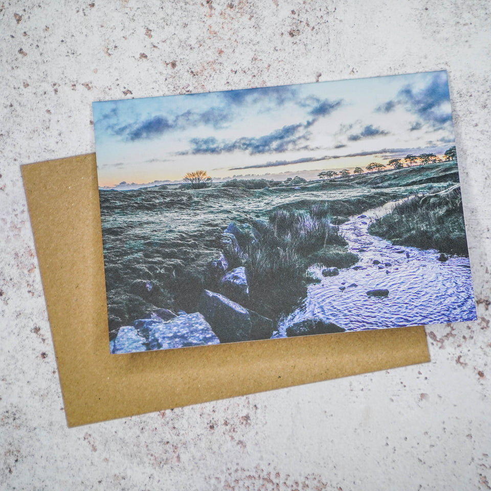 Cards with Dartmoor photography by local photographer Emily Fleur Photography