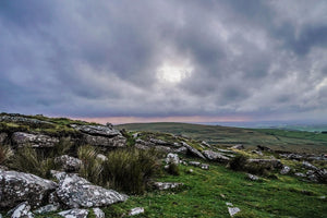 Dartmoor on August 22nd 2020