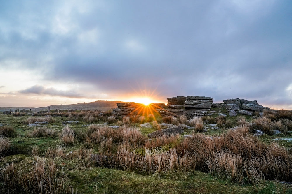 Belstone's Sunrise Beyond